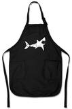 Shark - Bite Me Apron Forkle