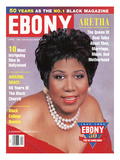Ebony April 1995 Photographic Print by Vandell Cobb