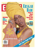 Ebony July 1998 Photographic Print by Vandell Cobb