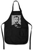 Abraham Lincoln Apron - Apron