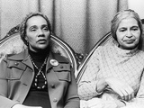 Coretta Scott King and Rosa Parks Photographic Print by Todd Duncan