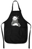 Panda Bear Apron Tablier