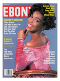 Ebony May 1991 Photographic Print by Moneta Sleet