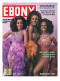 Ebony May 1982 Photographic Print by Moneta Sleet