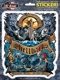 Shellbacks Ancient Order Sticker Stickers