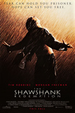 The Shawshank Redemption Standing in Rain Prints