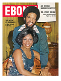 Ebony March 1975 Photographic Print by Isaac Sutton