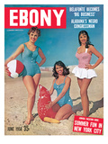 Ebony June 1958 Photographic Print by Moneta Sleet