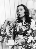 Civil Rights Leader Coretta Scott King, Montgomery Bus Boycott Anniversary Event, 1975 Photographic Print by Todd Duncan
