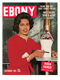 Ebony December 1961 Photographic Print by Ellsworth Davis