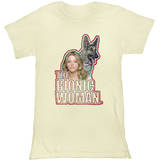 Juniors: Bionic Woman - Vintage T-shirts