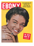Ebony September 1960 Photographic Print by G. Marshall Wilson