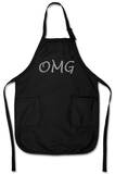 OMG - Oh My God Apron Apron