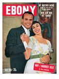 Ebony July 1957 Photographic Print by G. Marshall Wilson