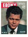 Ebony May 1969 Photographic Print by Hal Franklin
