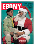 Ebony December 1969 Photographic Print by Leroy Patton