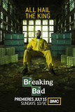 Breaking Bad - All Hail the King Bryan Cranston Prints