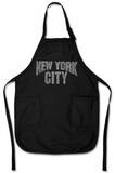 New York City - Neighborhoods Apron Forklæde