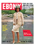 Ebony August 1964 Photographic Print by G. Marshall Wilson