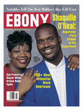 Ebony May 1996 Photographic Print by Vandell Cobb