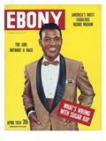 Ebony April 1954 Photographic Print by Bertrand Miles