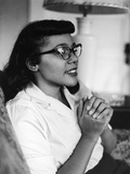 Civil Rights Icon Coretta Scott King, 1958 Photographic Print by Moneta Sleet