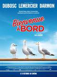 Bienvenue a Bord Movie Poster Prints