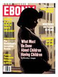 Ebony March 1985 Photographic Print by James Mitchell