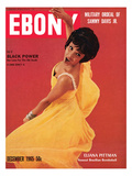 Ebony December 1965 Photographic Print by Moneta Sleet
