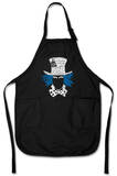 The Mad Hatter Apron Apron