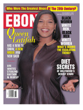 Ebony November 1999 Photographic Print by Vandell Cobb