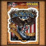 USN Fighting Eagle Sticker Stickers