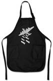 Drop Beats Not Bombs Apron Forkle