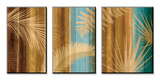 Caribbean Palms Reprodukcje autor John Seba