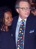 Whoopi Goldberg,Guest of Honor, Friars Club Roast, October 8, 1993 Photographic Print by Frederick Watkins