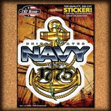 USN Compass Sticker Stickers