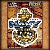 USN Navy Compass Sticker Stickers