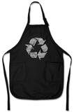 Recycle Symbol Apron Forkle