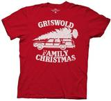 National Lampoon's Christmas Vacation - Logo T-shirts