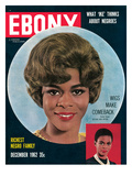 Ebony December 1962 Photographic Print by G. Marshall Wilson