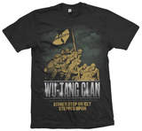 Wu-Tang Clan - Stepped Upon T-shirts