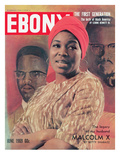 Ebony June 1969 Photographic Print by Moneta Sleet
