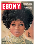 Ebony February 1970 Photographic Print by Leroy Patton