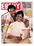 Ebony November 1982 Photographic Print by Isaac Sutton
