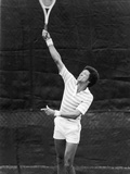Tennis Pro Arthur Ashe, July 1975 Photographic Print by Maurice Sorrell