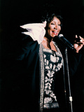 Patti Labelle Sings 'Happy Birthday Mr. President' to President Bill Clinton Photographic Print by Frederick Watkins
