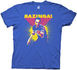 The Big Bang Theory - Sheldon Posterized Shirt