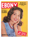 Ebony November 1960 Photographic Print by G. Marshall Wilson