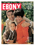 Ebony May 1966 Photographic Print by Bill Gillohm