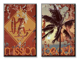 Mj Lew - New Mission Beach Reprodukce